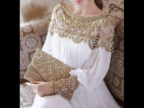 Pakistani Eid Dresses For Girls 2017 Youtube