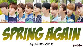 All rights administered by woollim entertainment ○ 가사 .............................................................................. • artist: golden child (...
