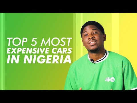 top-5-most-expensive-cars-in-nigeria
