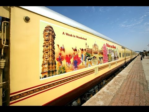 Palace on Wheels - Heritage Trains of India