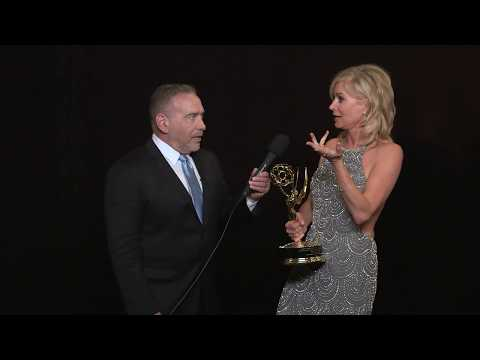 Eileen Davidson   Y&R  45th Annual Daytime Emmys  Lead Actress Winner