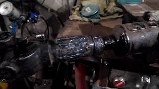 видео Ремонт кардана
