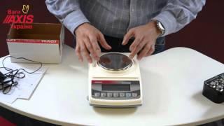 видео Весы влагомеры | Купить термогравиметрический анализатор влажности