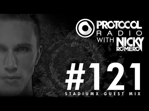 Nicky Romero - Protocol Radio 121 - Stadiumx Guest Mix