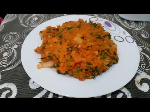 Lezzetli salçalı patates ezmesi tarifi-Nefis yemek tarifleri