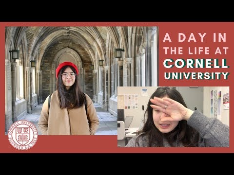 College Day in the Life: Cornell University
