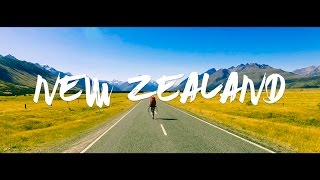 Explore and fly over New Zealand - DJI Phantom 3