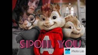 Alkaline - Spoil You - Chipmunks Version - Preview - October 2016