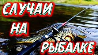 Гложет червь сомнения, на рыбалку не ходи/Трофейная рыбалка/Случаи на рыбалке/Неожиданная рыбалка/