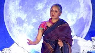 Telling Stories Outside Out. | Indira Chandrasekhar | TEDxNMIMSBangalore