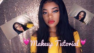 Soft Cut Crease Makeup Tutorial💓