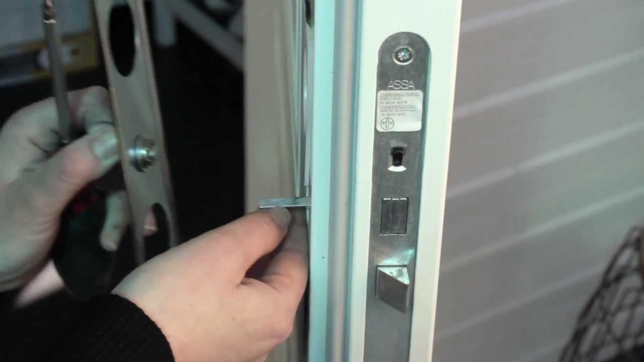 Nye Køb Yale Doorman Multi Højre 3 punktslås (924768+924775) - pris og EB-29
