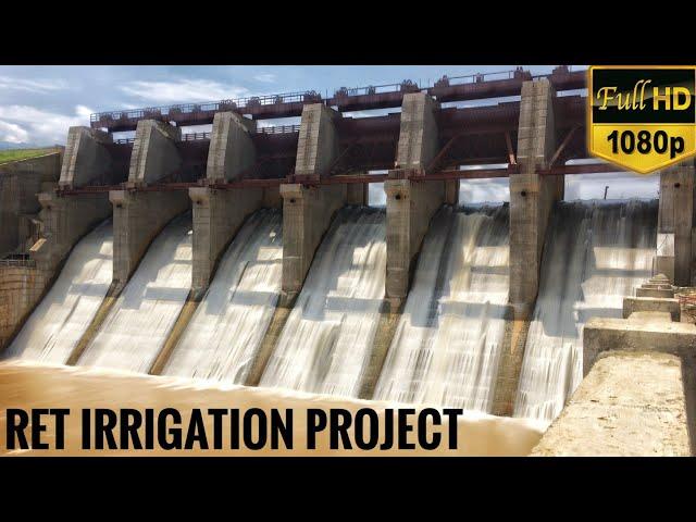 Paddy Fields Under Pakala Reservoir Gets Water For Farming