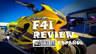 Cbr F4i Review Espanol