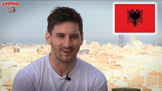 Messi im Interview! 😂🇦🇱 Bleibt er beim FC Barcelona?! 😂