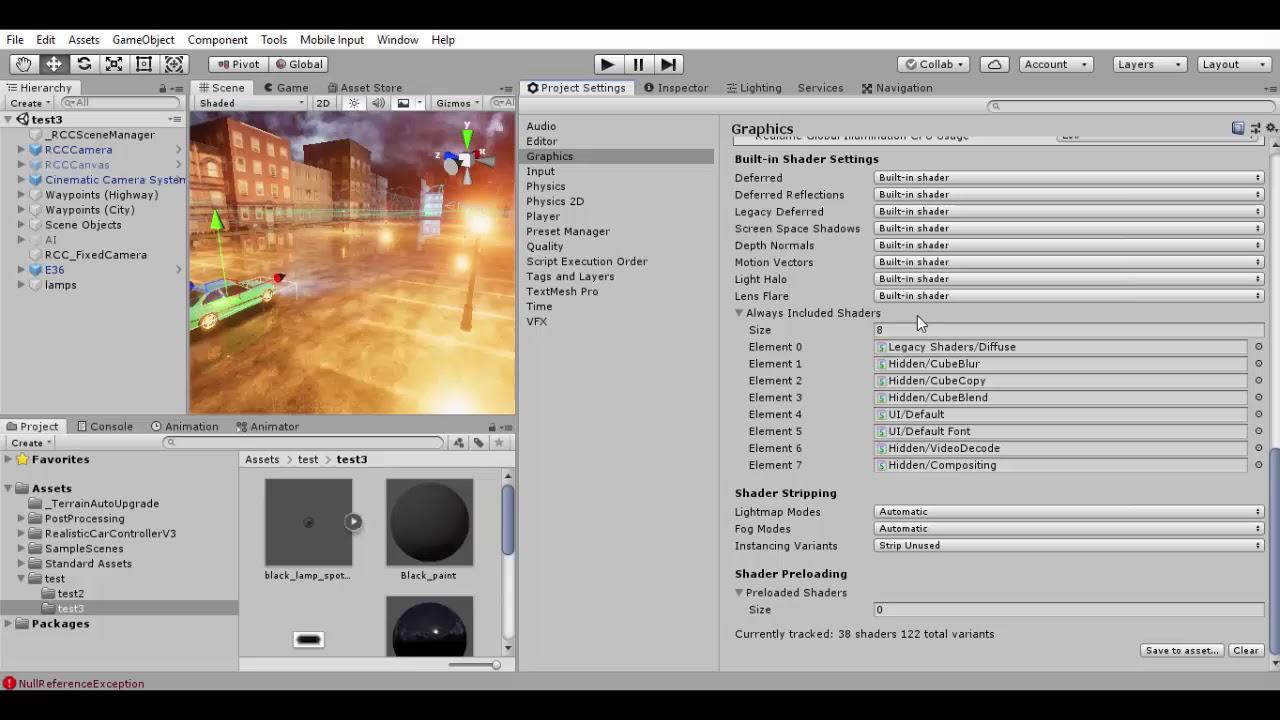 How to optimize your game in Unity - Not common way (project settings)!
