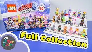The LEGO Movie 2 Minifigures trọn bộ sưu tập ToyStation 348