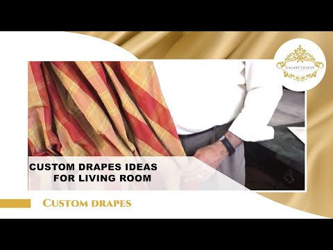 Video #12: Home Interior Design Ideas | Drapery Hardware | Drapery Los Angeles Window Treatments