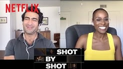 The Lovebirds' Kumail Nanjiani and Issa Rae Break Down the Horse Scene Shot by Shot | Netflix