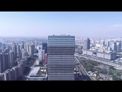 Gubei SOHO, the latest masterpiece of SOHO China in Shanghai.