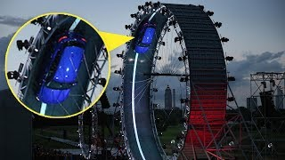 This Record Breaking Loop the Loop Attempt Looks Absolutely Awesome