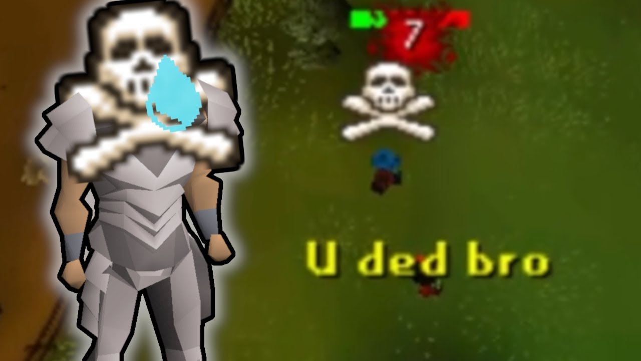 DON'T Visit This Shop On PVP Worlds (PVP UIM #7)