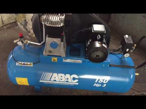 ABAC A39-2,2-150CT piestový kompresor (www.abac.sk)