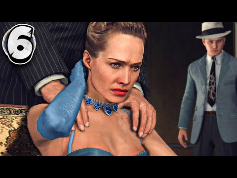 LA Noire - HE DID WHAT TO HER..!? - Part 6