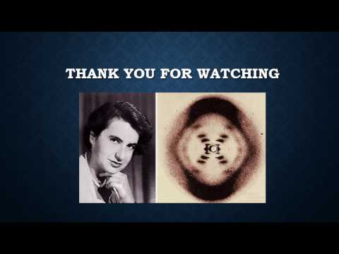 Rosalind Franklin - The Life and Accomplishments of a Great Chemist