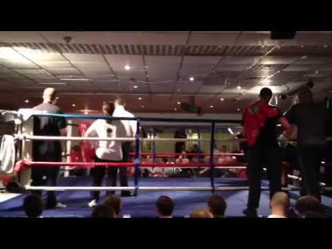 Rory Bennett Boxing Kinmel Manor