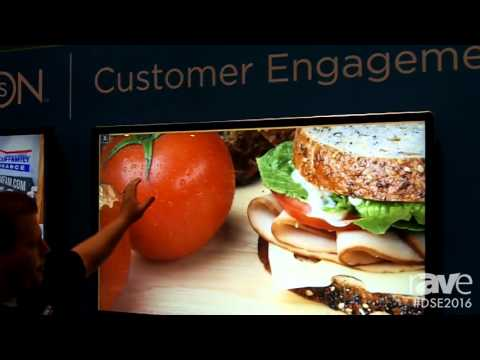 DSE 2016: Hughes Shows Dining Room TV for Customer Engagment Solutions