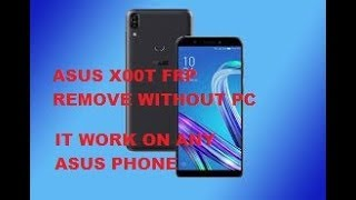 How to enable abd and remove frp on asus phone with miracle