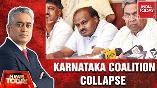 Karnataka Political Crisis: Is The Congress-JDS Govt In Minority? | News Today With Rajdeep
