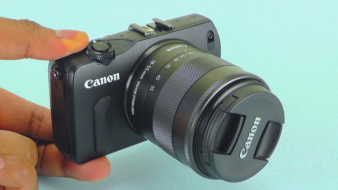 Canon EOS M Camera Windows 8 X64