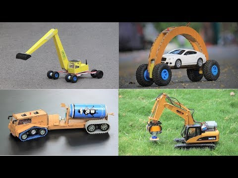 4-amazing-things-you-can-do-at-home---4-diy-toys-you-can-do-at-home-compilation