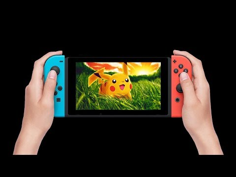 Pokemon Nintendo Switch Gameplay Leak: Pokemon-Amie Additions