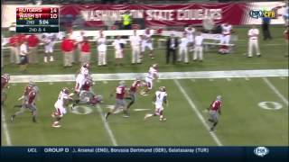 Rutgers Football Highlights vs. Washington State