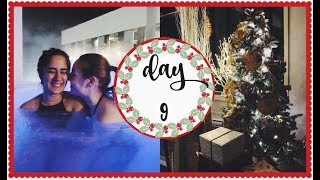 DAY ONE OF OUR SPA GETAWAY | Nidhi
