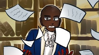 The World Was Wide Enough | Hamilton Animatic (color)