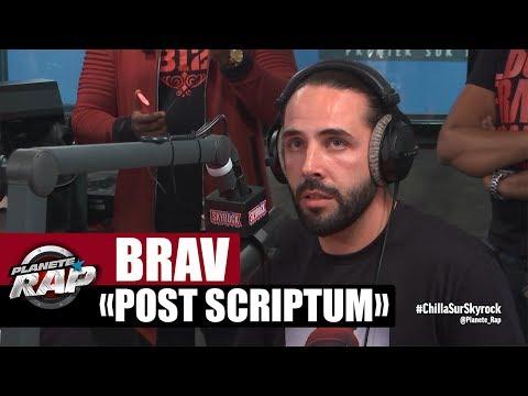 Brav 'Post Scriptum' en live #PlanèteRap