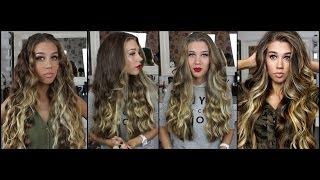 Мой уход за волосами (история/окраска/продукты) / My Hair Care Routine
