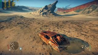Тест Mad Max на GTX 750 Ti 2Gb