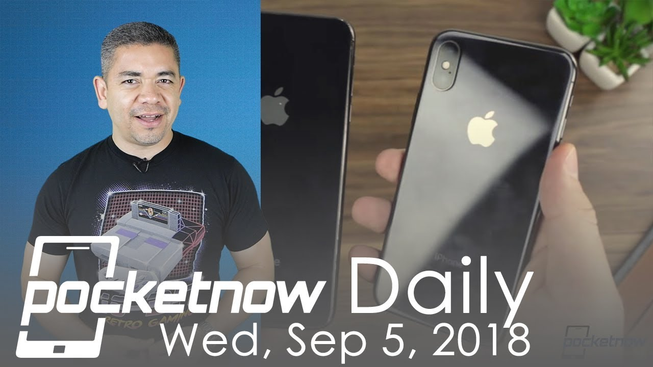 iPhone XS first with 7nm Processor, OnePlus 6T design leaked & more -  Pocketnow Daily