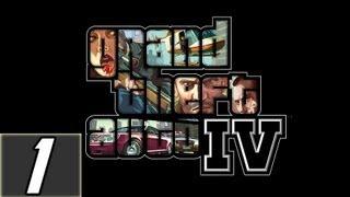 Grand Theft Auto 4 Walkthrough Part 1 Let