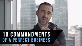 10 Commandments Of A Perfect Business Craig Ballantyne