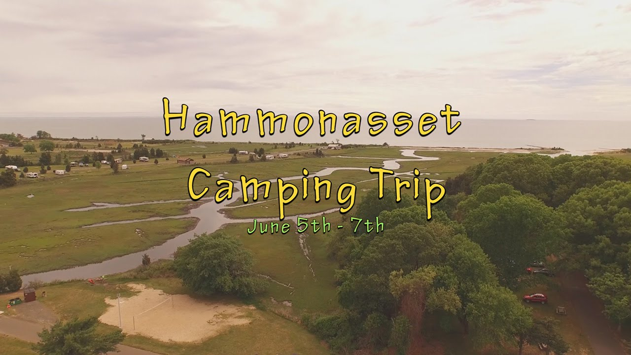Hammonet June Camping You