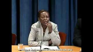 Rwandan Foreign Minister - Press Conference  at UN about situation in eastern DRC - June 25, 2012