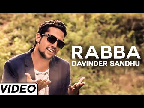 Rabba Latest Punjabi Song Video By Davinder Sandhu |  Punjabi Hit Music