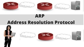 Learn Address Resolution Protocol (ARP) in just 7 Minutes - ARP Tutorial.  TCP/IP Explained