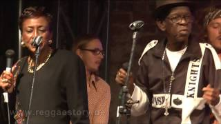 Stranger Cole & Patsy Todd with The Steadytones - Just Like A River - This Is Ska 2013 - 8